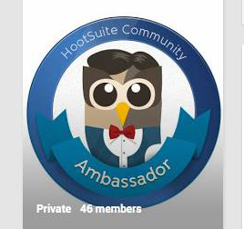 Click to apply to be a Hootsuite Ambassador!